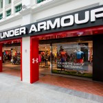 Under Armour Opens In Singapore At Bugis Junction