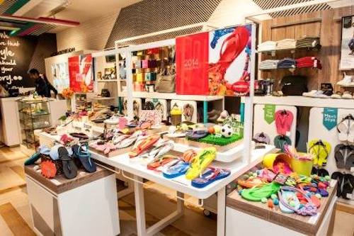 ae2ebd7bd42fe Havaianas 2014 Collections At CommonThread Concept Store - Metropolitant