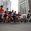 More Runners In The TOKYO MARATHON 2014 Wear ASICS Shoes