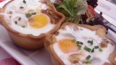 Hearty Breakfast Available At Robertson Walk – Pies & Coffee