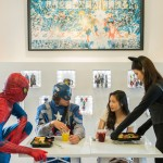 Singapore's First Superhero Cafe – Superhero Concept