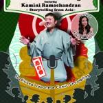 Storytelling From Asia – Shinoharu Rakugo Feat Kamini Ramachandran