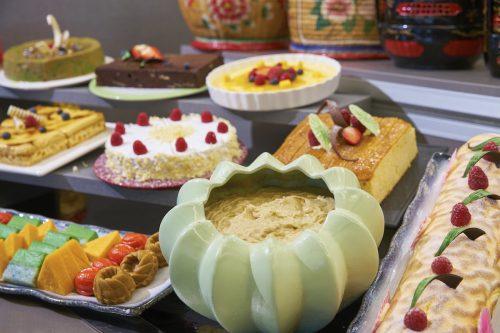 Desserts with Signature Durian Paste