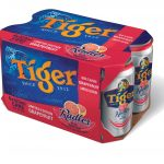 The All New Tiger Radler Grapefruit