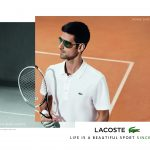 LACOSTE Launched The NOVAK DJOKOVIC Collection